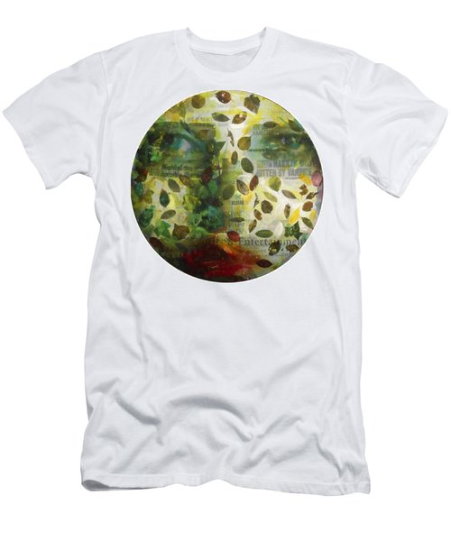 Dripping Souls Men's T-Shirt (Slim Fit) by Alfredo Gonzalez