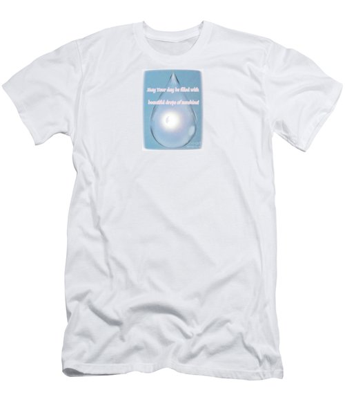 Drops Of Sunshine Men's T-Shirt (Athletic Fit)