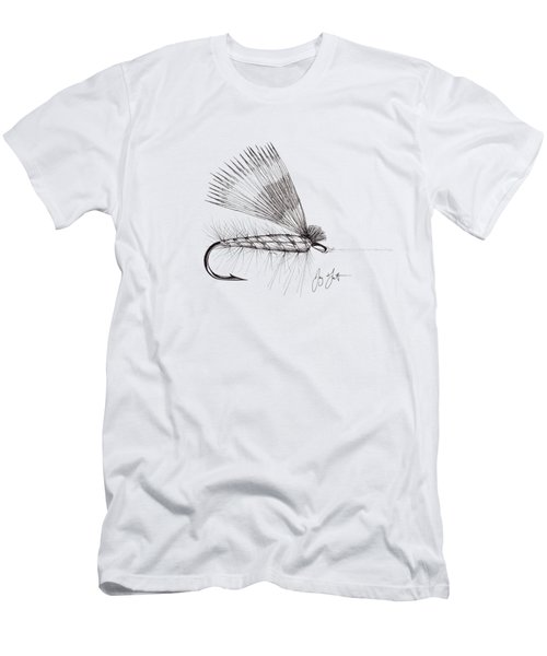Dry Fly Men's T-Shirt (Slim Fit) by Jay Talbot