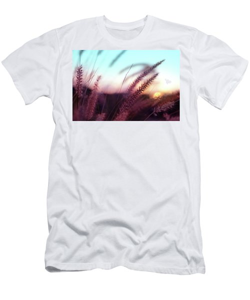 Dune Scape Men's T-Shirt (Athletic Fit)