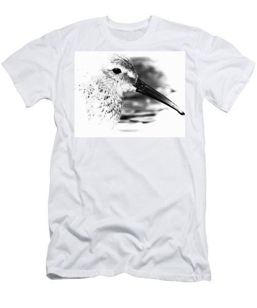 Dunlin Sandpiper Men's T-Shirt (Athletic Fit)