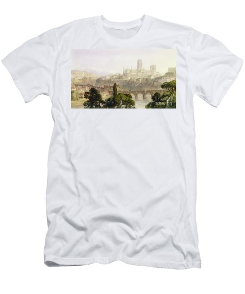 Durham Cathedral Men's T-Shirt (Athletic Fit)