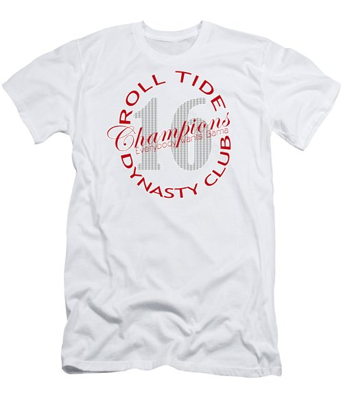 Dynasty Club Men's T-Shirt (Slim Fit) by Greg Sharpe