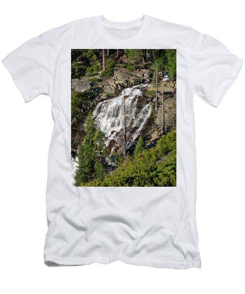 Eagle Falls Men's T-Shirt (Athletic Fit)