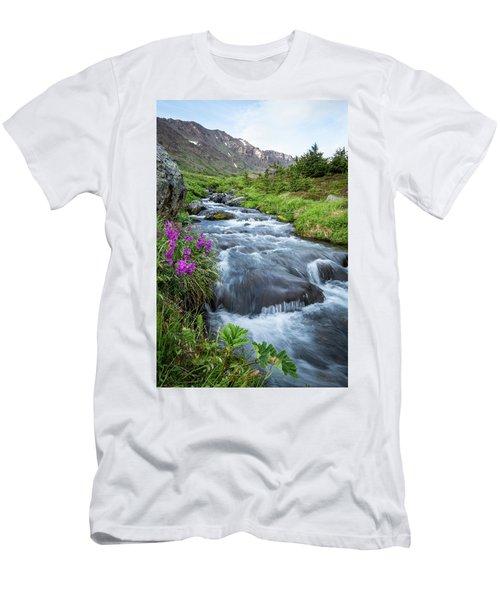 Early Days Of Summer Men's T-Shirt (Athletic Fit)