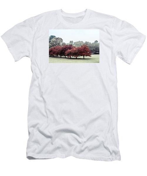 Early Fall Men's T-Shirt (Slim Fit) by Carlee Ojeda