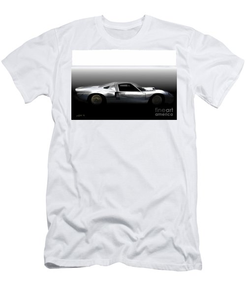 Early Gt40 Men's T-Shirt (Athletic Fit)