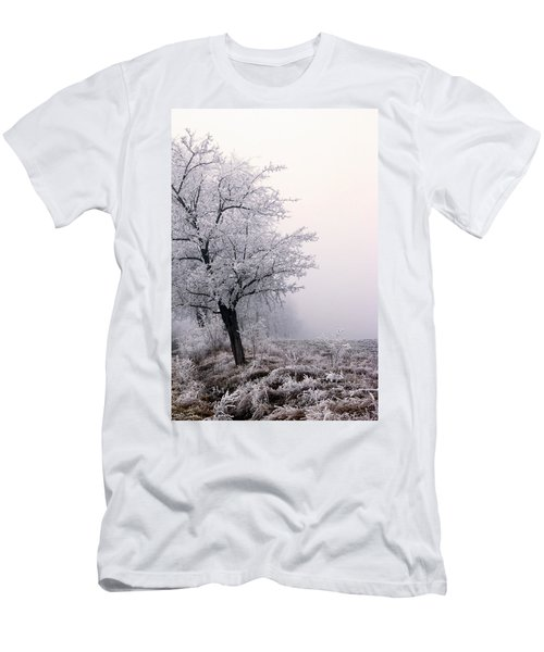 Early Morning Frost  Men's T-Shirt (Athletic Fit)