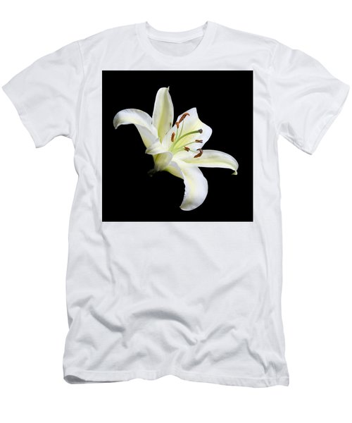 Easter Lily 1 Men's T-Shirt (Athletic Fit)