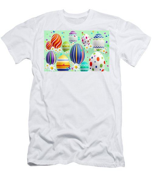 Easter Men's T-Shirt (Athletic Fit)