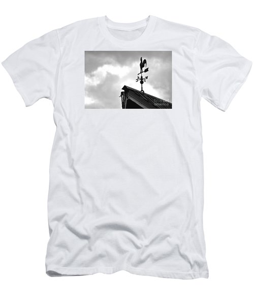 Men's T-Shirt (Slim Fit) featuring the photograph Easterly Wind  by Juls Adams