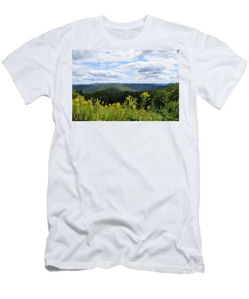 Eastern Summit 1 Men's T-Shirt (Athletic Fit)