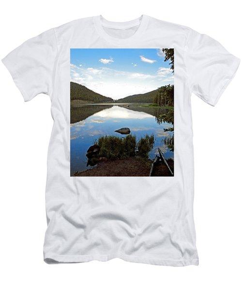 Echo Lake Study 1 Men's T-Shirt (Athletic Fit)