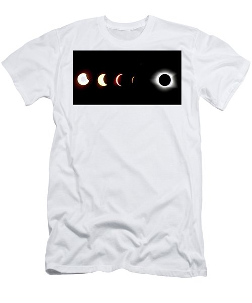 Eclipse To Totality Men's T-Shirt (Athletic Fit)
