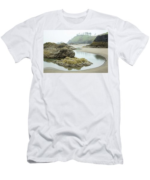 Ecola Tidepool Men's T-Shirt (Athletic Fit)