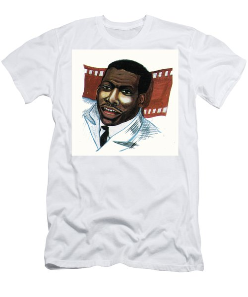 Eddy Murphy Men's T-Shirt (Athletic Fit)