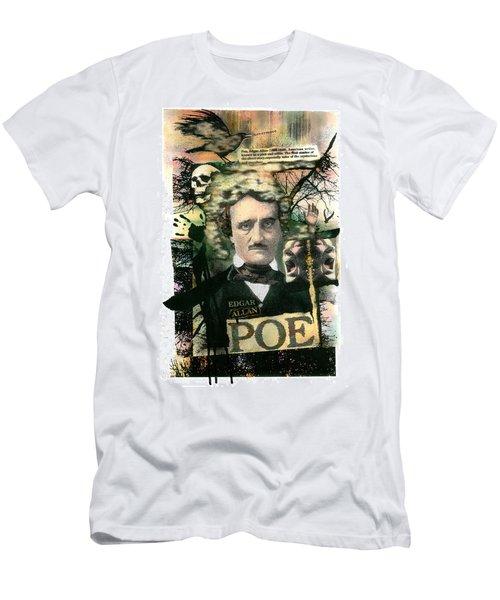 Edgar Allan Poe Men's T-Shirt (Athletic Fit)