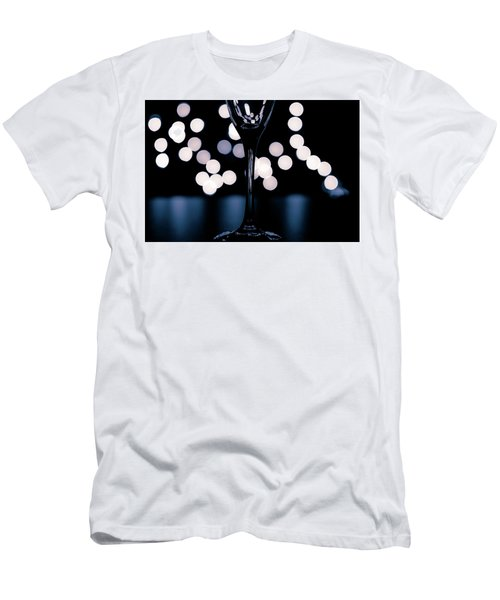 Effervescence II Men's T-Shirt (Slim Fit) by David Sutton