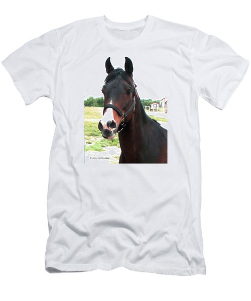 El Ameer Men's T-Shirt (Slim Fit) by Joan Hartenstein