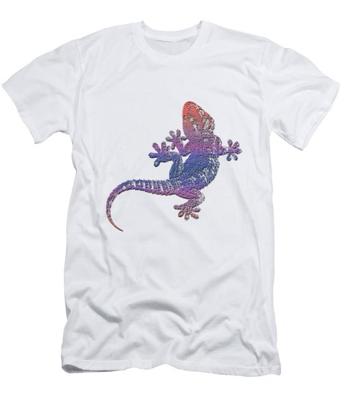 El Gecko Men's T-Shirt (Athletic Fit)