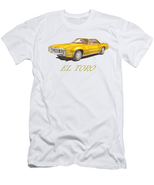 1970 Toronado El Toro Toronado Men's T-Shirt (Athletic Fit)