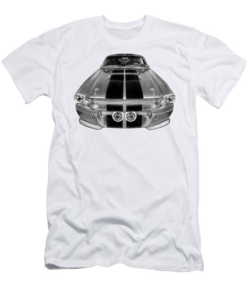 Eleanor Ford Mustang Men's T-Shirt (Athletic Fit)