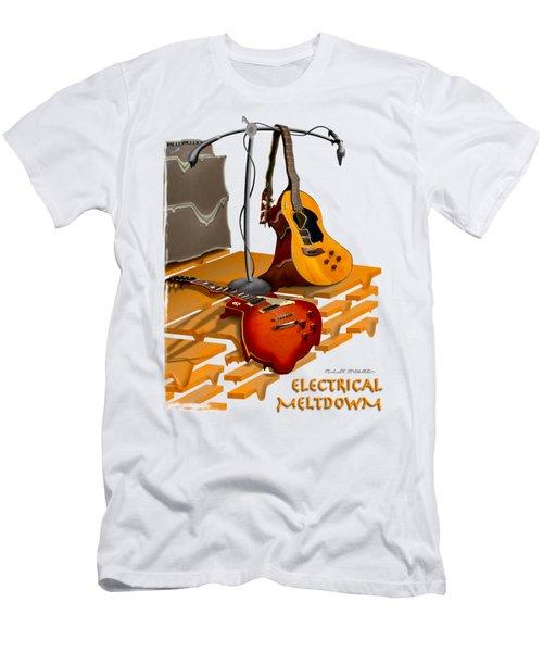 Electrical Meltdown Se Men's T-Shirt (Athletic Fit)