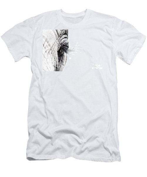 Elephant Eye Men's T-Shirt (Athletic Fit)