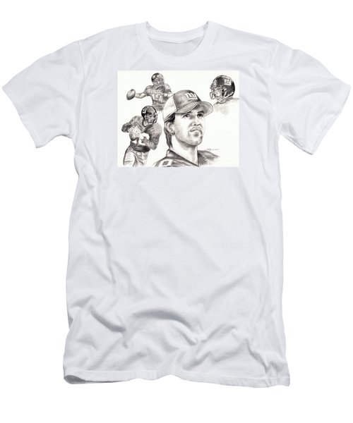 Eli Manning Men's T-Shirt (Athletic Fit)