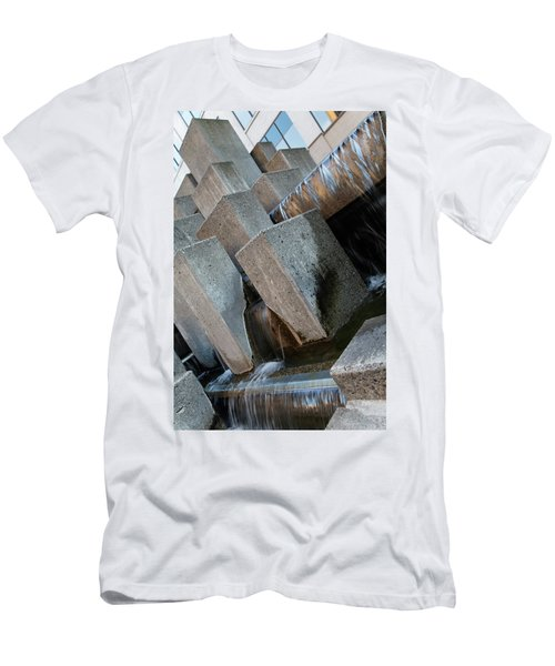 Men's T-Shirt (Athletic Fit) featuring the photograph Elixir Of Life by David Chandler