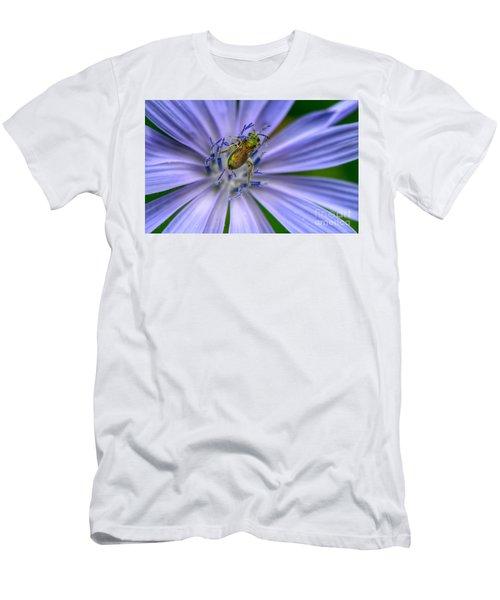 Embraced Men's T-Shirt (Slim Fit) by Kerri Farley