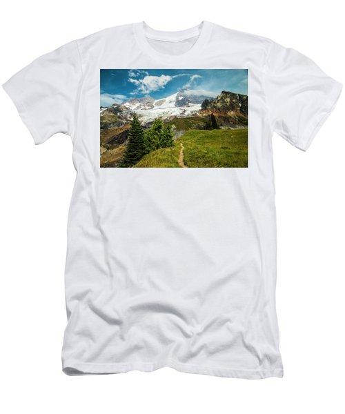 Emerald View Men's T-Shirt (Athletic Fit)