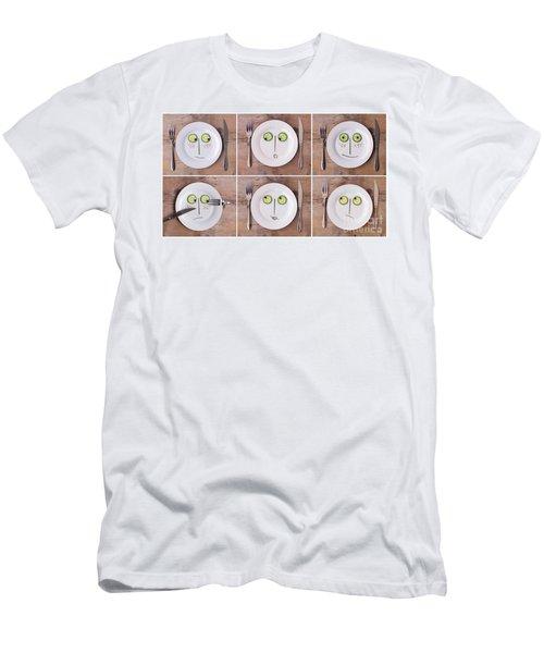 Emotions 02 Men's T-Shirt (Athletic Fit)