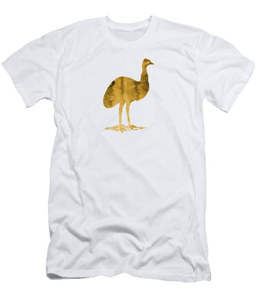 Emu Men's T-Shirt (Slim Fit) by Mordax Furittus