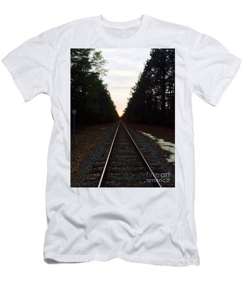 Endless Journey Men's T-Shirt (Athletic Fit)