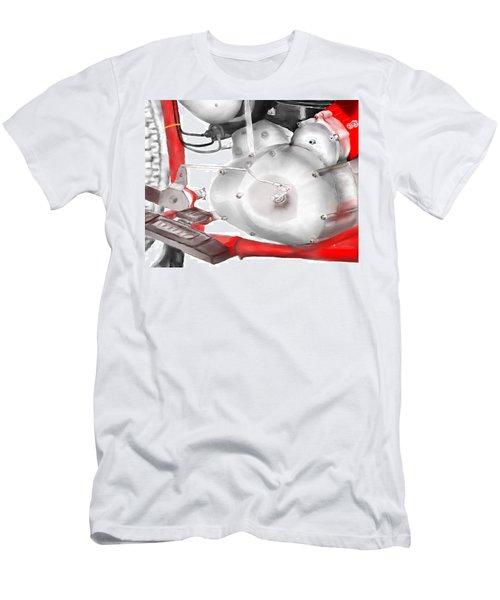Engine Detail Men's T-Shirt (Athletic Fit)