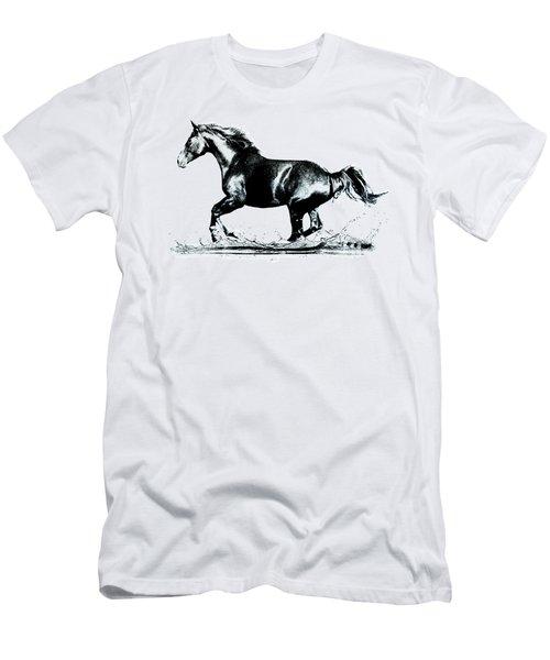 Enjoying The Freedom Men's T-Shirt (Athletic Fit)