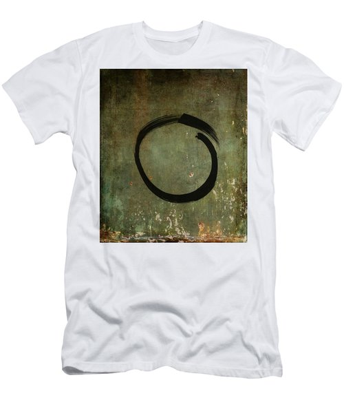 Enso #6 - As Time Goes By Men's T-Shirt (Athletic Fit)