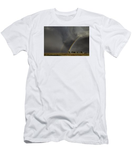 Enter The Storm Men's T-Shirt (Athletic Fit)