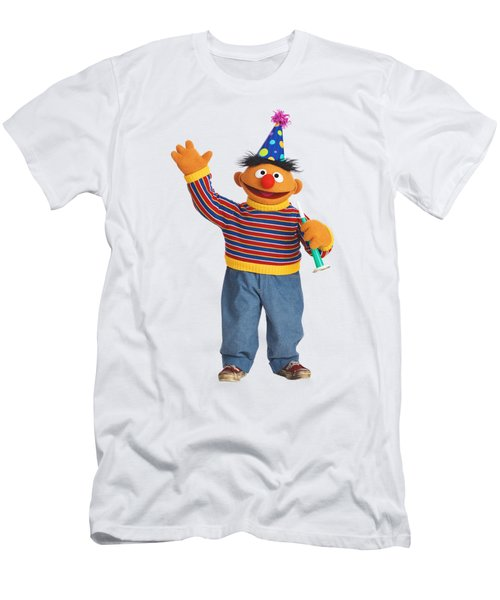 Ernie Men's T-Shirt (Athletic Fit)