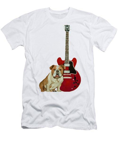 Es 335 Men's T-Shirt (Slim Fit) by John Stuart Webbstock