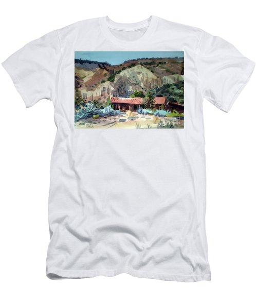 Espanola On The Rio Grande Men's T-Shirt (Athletic Fit)
