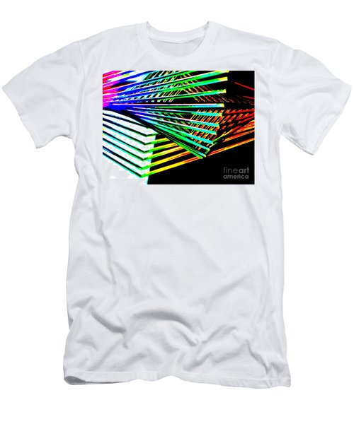 Euclids Geometry Men's T-Shirt (Athletic Fit)