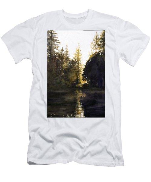 Evening Men's T-Shirt (Athletic Fit)
