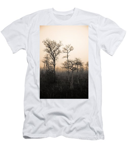 Everglades Cypress Stand Men's T-Shirt (Athletic Fit)
