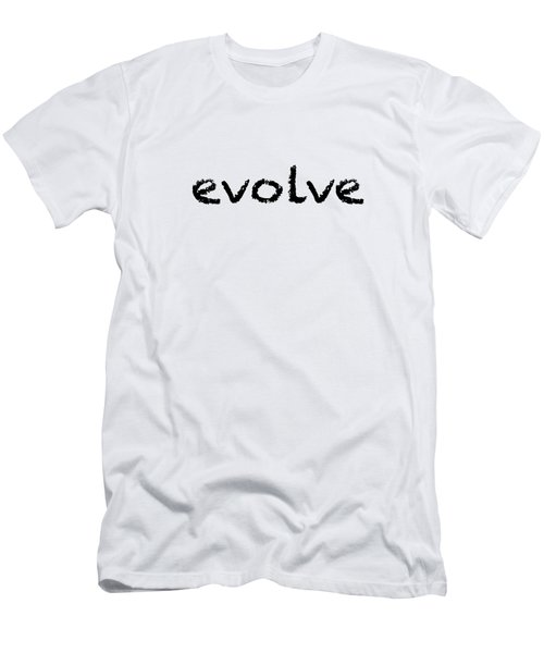 Evolve Men's T-Shirt (Slim Fit)