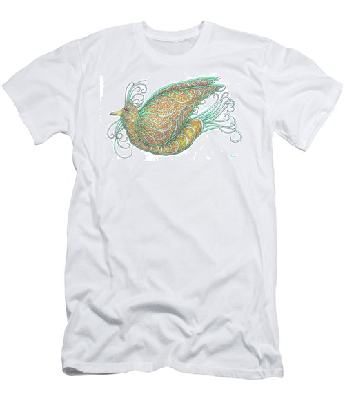 Exotic Bird IIi Men's T-Shirt (Athletic Fit)