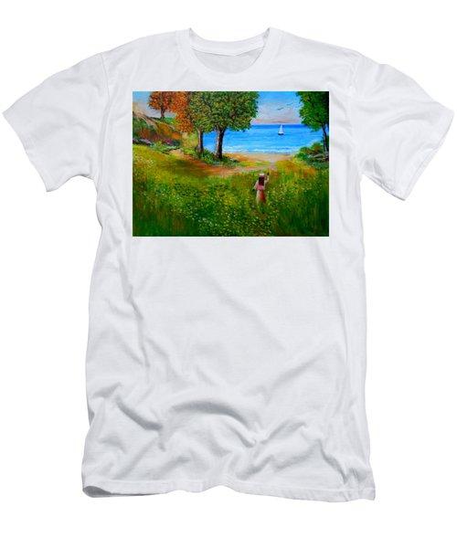 Expectation  Men's T-Shirt (Athletic Fit)