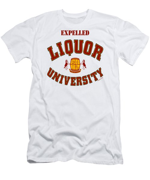 Expelled Men's T-Shirt (Athletic Fit)