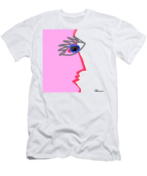 Eye Men's T-Shirt (Athletic Fit)